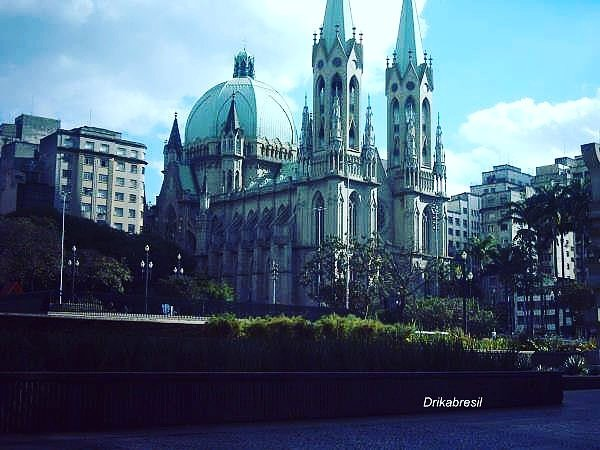VIAGEM : PRAÇA DA SÉ SÃO PAULO CAPITAL