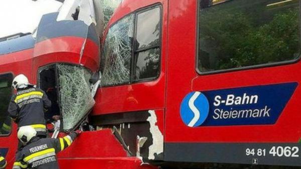 Un mort et 9 blessés dans une collision de trains en Autriche | Niooz.fr