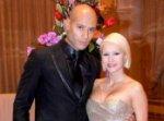 Les tenues de fêtes de Tatiana Laurens et Xavier Delarue : in ou out ?