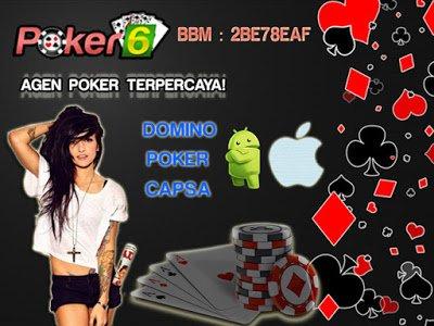 situspokeronline6: Situs Poker Online Indonesia Terpercaya Hadiah Terbesar