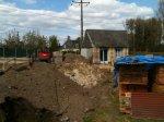 Une maison en paille à Bauné