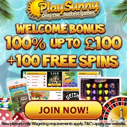 Best Online Game Site Play Sunny Casino