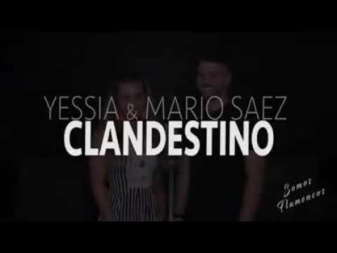 Yessia & Mario saez - clandestino (Maluma)