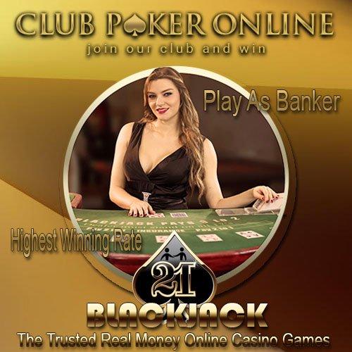 Bandar Judi Kartu Blackjack Online Terpercaya