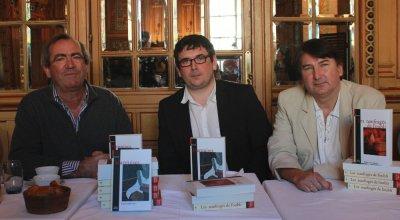 """Littérature: Deux """"tortues"""" ramènent Coop Breizh à Nantes - Culture - Terri(s)toires"""