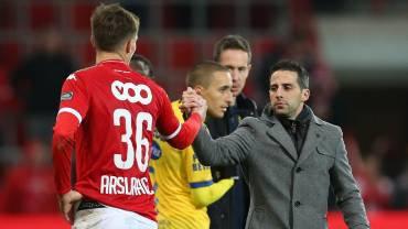 Dino Arslanagic écarté par mesure disciplinaire ?