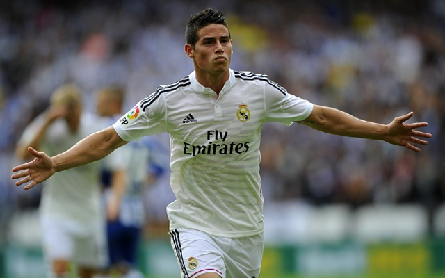 REVEALED: James wants Man Utd, but Real Madrid eager to sell to... - Daily Soccer News