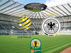 Prediksi Australia Vs Jerman 19 Juni 2017