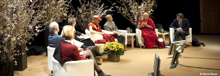 Power & Care with H.H. Dalai Lama - Brussels, 2016