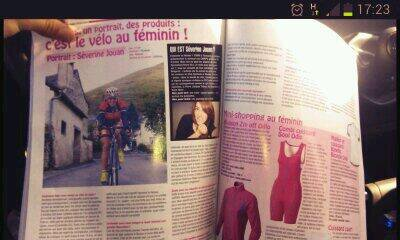 Twitter / SeveJN : Interview dans Cyclosport n*96 ...