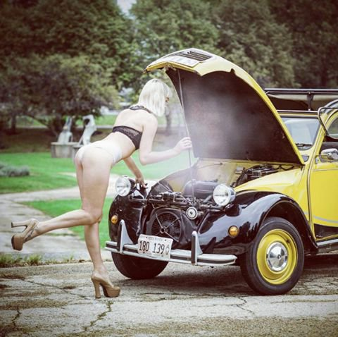 citroen ladies | Vieilles voitures | Pinterest | Cars, Sexy cars and Peugeot
