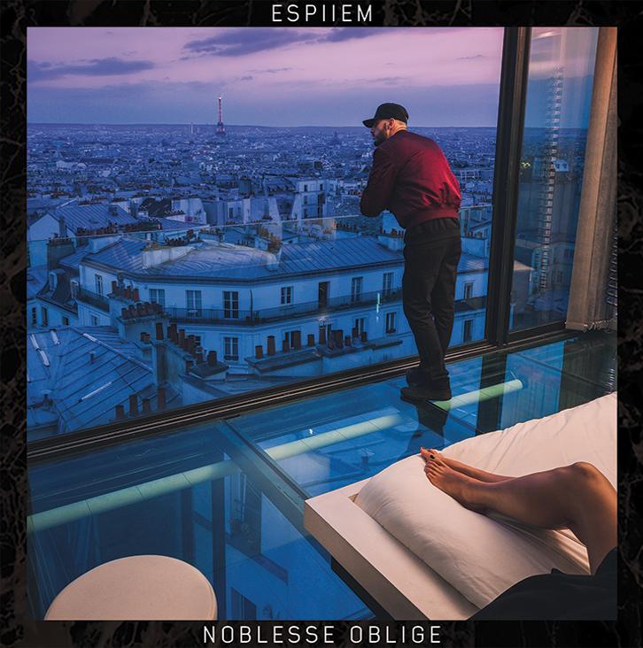 """Découvrez le nouveau clip de Espiiem """" Noblesse Oblige """""""