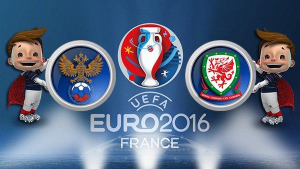 Prediksi Rusia vs Wales 21 Juni 2016