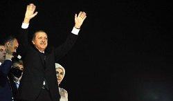 Le virage islamique de la Turquie -- Lahcen SENHAJI