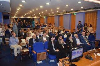 Ενέργεια, κατασκευές, περιβάλλον και τουρισμός οι κύριοι τομείς συνεργασίας Ελλάδας - Κύπρου – Ισραήλ | ΘΗΒ�...