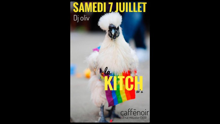 Kitch Pride Marseille 2018 - Gay Marseille
