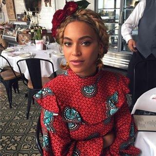 Instagram photo by Beyoncé • May 24, 2016 at 5:38pm UTC