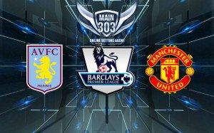Prediksi Aston Villa vs Manchester United 15 Agustus 2015