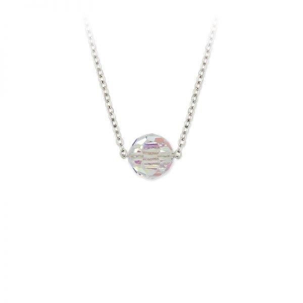 Pendentif sphère de Cristal - Magie des Bijoux