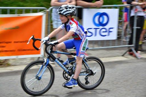 Criterium Zone Industriel 07/06/2014 Ecoles de Cyclisme