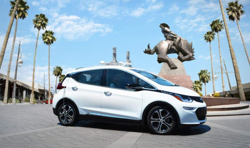 Chevrolet Bolt EV continued a steady sales rise in August