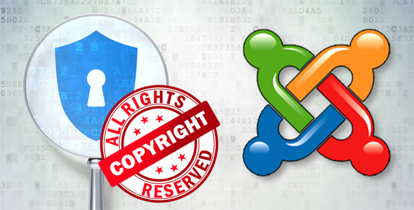 CopyProof Joomla Website : Only Extension activation is enough to make whole website copy-proof