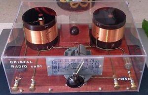 Radio Galena Cristal Germanio - Germanium Crystal