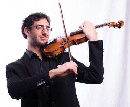 Antoine Morales Geigenunterricht und Konzerte in Münster