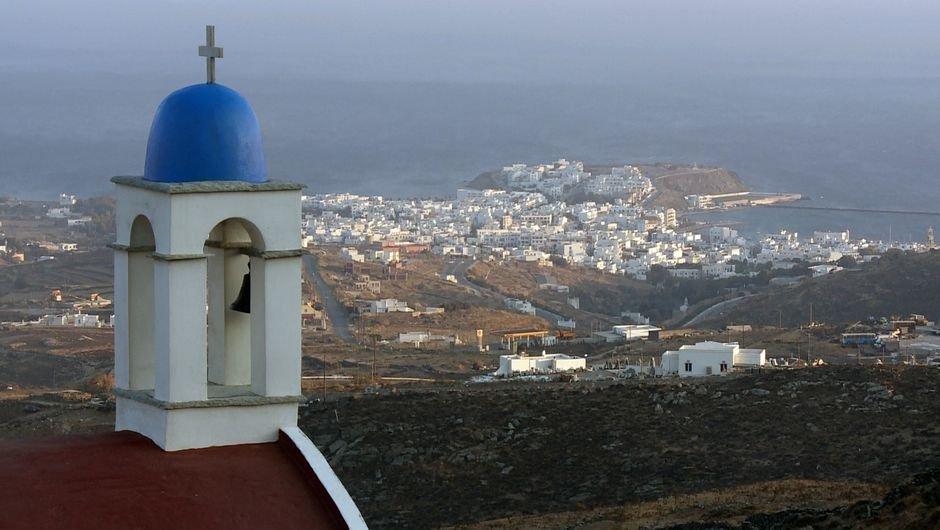 Enquête d'ailleurs Grèce: Tinos, l'île des Dieux