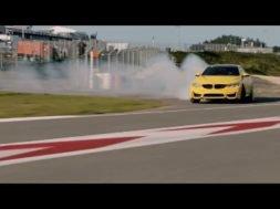 La BMW M4 CS affronte le Ring