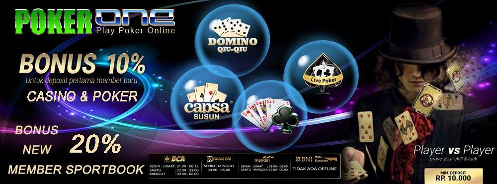 Bandar Poker Online Terbaik dengan Uang Asli