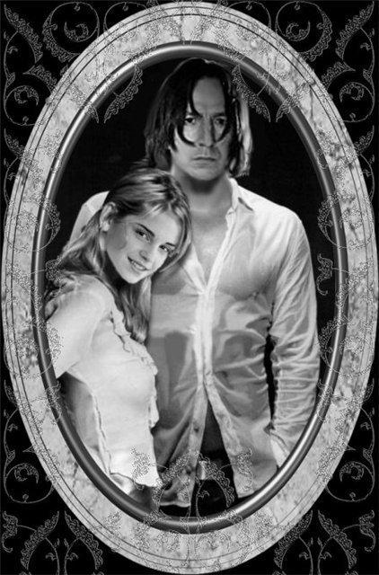 Des fictions sur Severus Rogue et Hermione Granger !