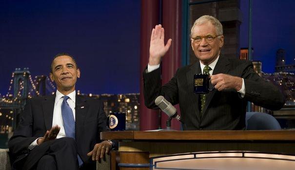 La fin du show pour David Letterman