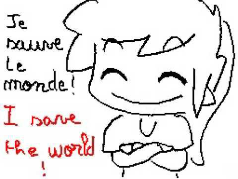 L'aventure de Link par Licanka (version Glin) [Flipnote]