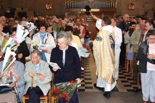 Marchienne-au-Pont : C'est la fête de sainte Rita! - Le site de l'Eglise Catholique en Belgique