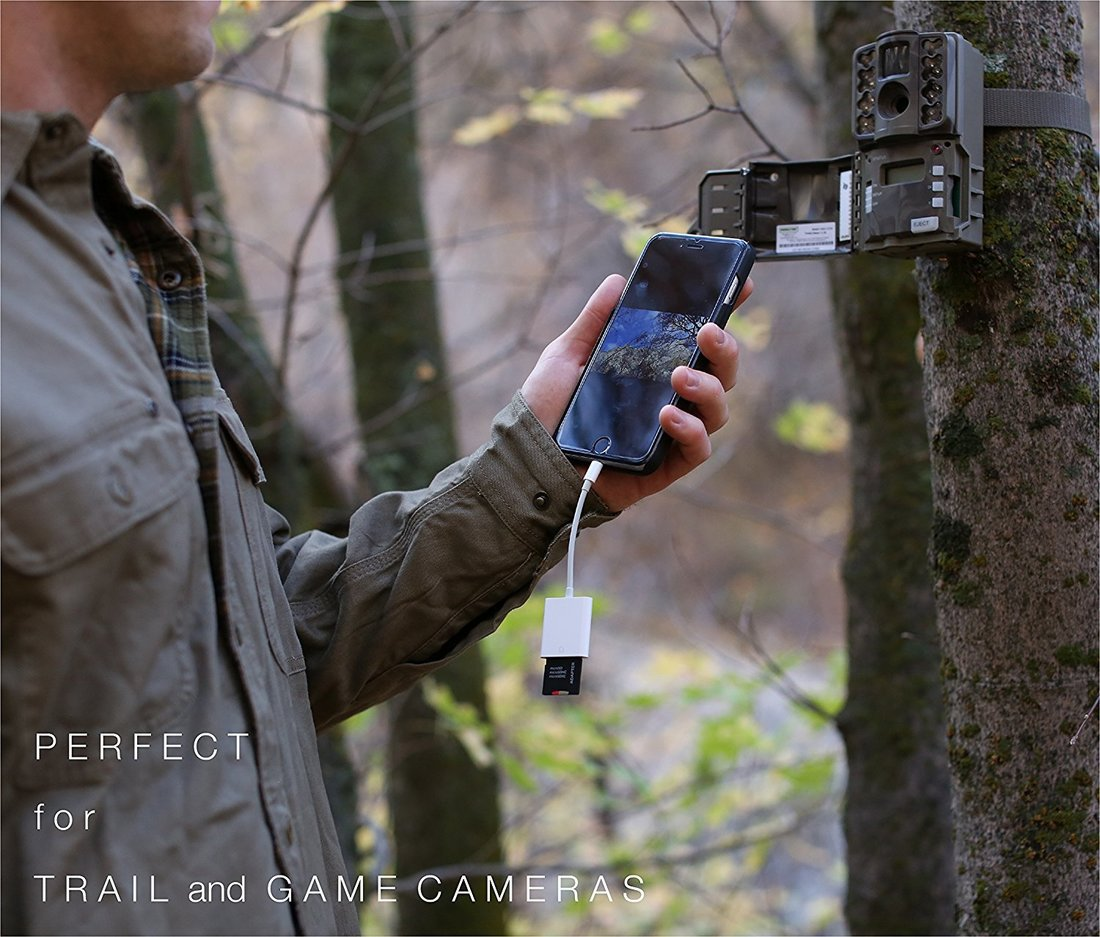 Top 5 Best Trail and Game Camera Viewer Reader For iPhone and iPad