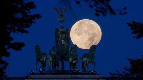 """Une """"super Lune bleue de sang"""" envahira le ciel la nuit du 31 janvier - 7SUR7.be"""