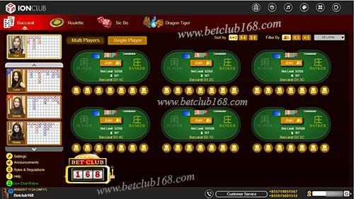 Untung Bonus Besar Taruhan Baccarat Online Deposit Termurah