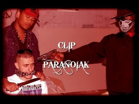 PARANOIAK - BLACKPIT (STREET CLIP E.H.G PROD) -= Directed By G.I.Co...