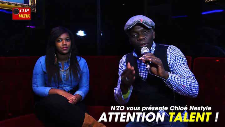Chloé Nestyle Vidéos de Attention talent animé par N'zo - ZOUK - Kizomba - TarraxinhaAttention Talent