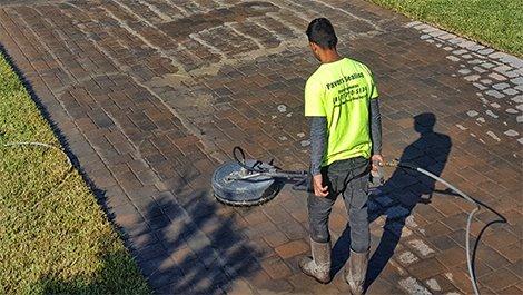Brick Paver Sealing Tampa - New Paver Tampa Repair & Restoration   Lakeland