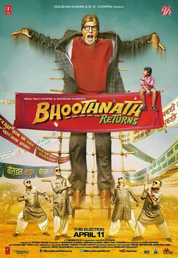 Bhoothnath Returns 2014 - Watch Hindi Movies Online Free