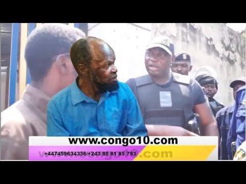 CONGO10: ARRESTATION YA MWANDA NSEMI GENERAL KANYAMA ABIMISI MAKASI NYONSO NETI NA GUERRE - YouTube