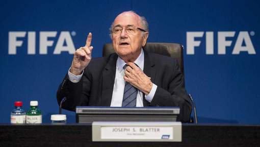 "Blatter: ""Je ne suis pas corrompu"""