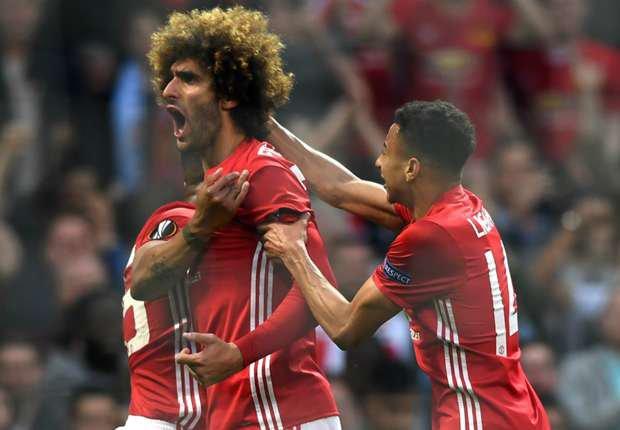 Manchester United 1-1 Celta Vigo (Agregat 2-1)