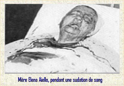 Prophéties de Mère Elena Aiello – Des persécutions contre l'Eglise