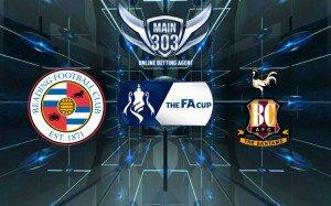 Prediksi Reading vs Bradford City 17 Maret 2015 FA Cup
