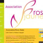 Stars-media soutient l'association Rose-Jaune, présidé par Tatiana Laurens Delarue, qui vient de ré-ouvrir son site officiel.