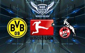 Prediksi Borussia Dortmund vs Koln 15 Maret 2015 Bundesliga