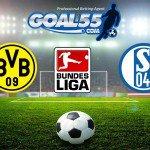 Prediksi Bola Borussia Dortmund Vs Schalke 04 Tanggal 25 November 2017